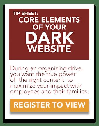 Core Elements of a Dark Website