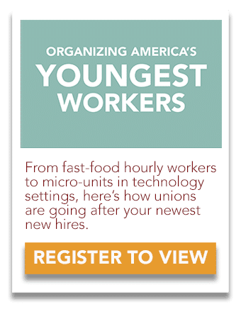 Organizing America's Youngest Workers
