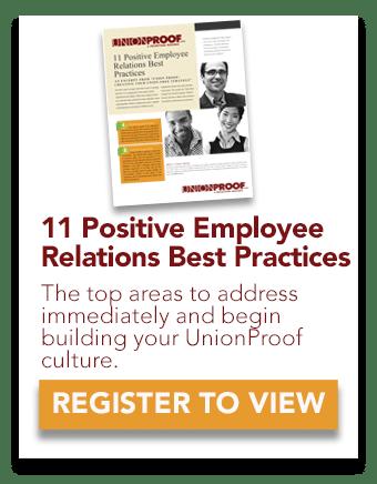 positive employee relations best practices