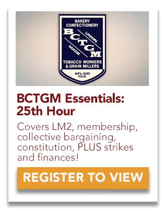 BCTGM 25th Hour