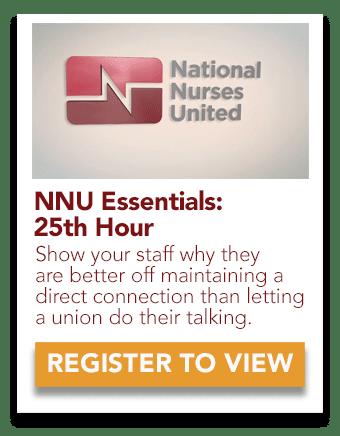 NNU 25th Hour Video