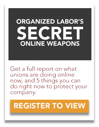 online union organizing