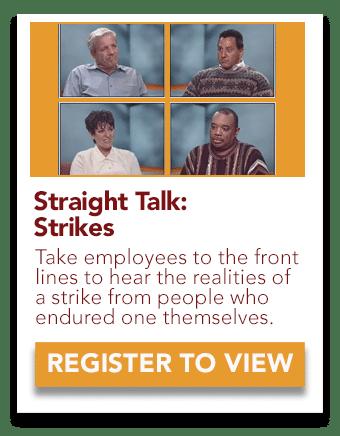 Straight Talk: Strikes