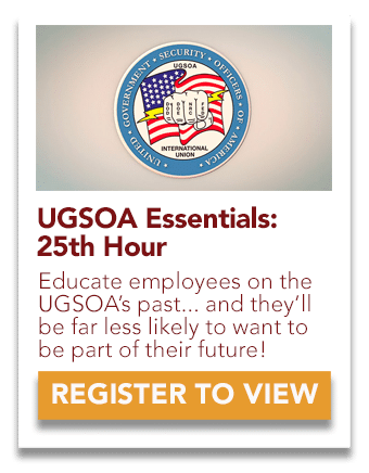 UGSOA 25th Hour Video