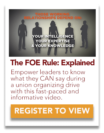 The FOE Rule, Explained