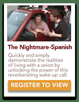 nightmare spanish