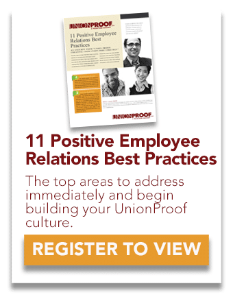 positive employee relations best practices