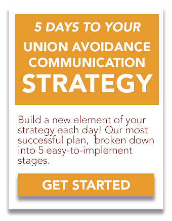 union avoidance strategy