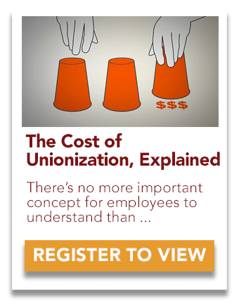 Cost of Unionization