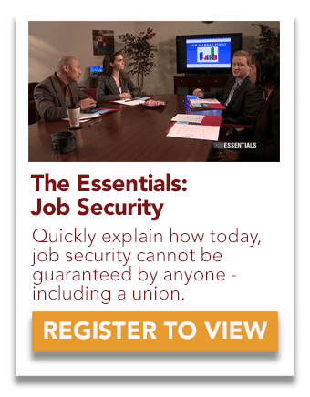The Essentials on Job Security