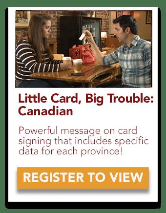 little card big trouble