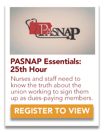 PASNAP 25th Hour video
