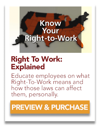 right to work explained