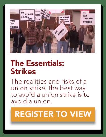 Strikes Essentials video