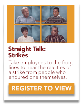 Straight Talk: Strikes