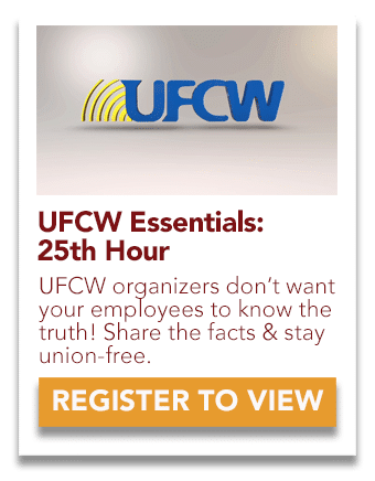 UFCW 25th Hour Video
