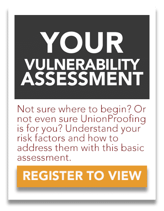 Union Vulnerability Assessment