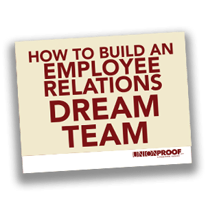 Employee Relations Dream Team