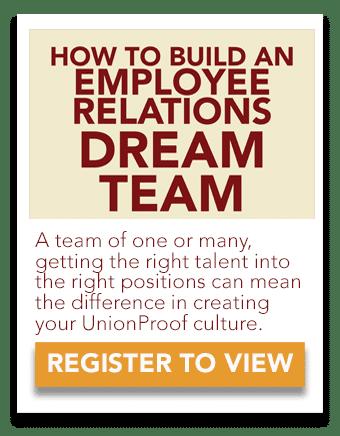 Employee Relations Team