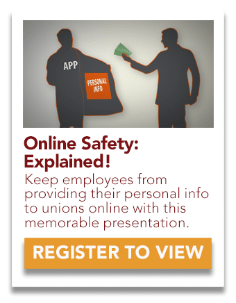 Online Safety for Employees