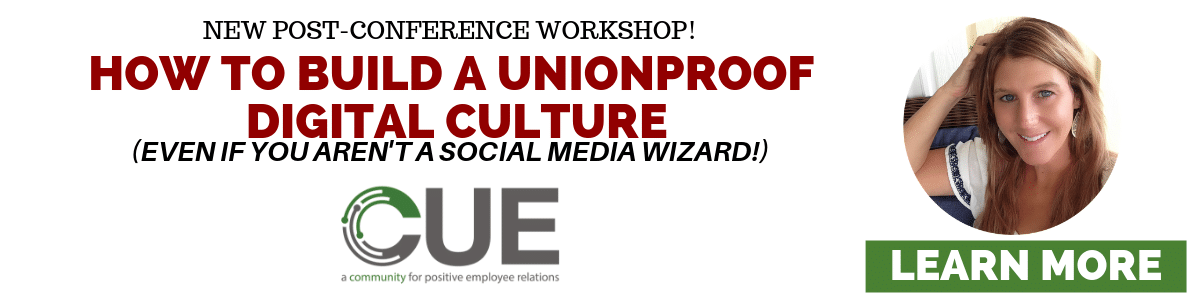 CUE Conference